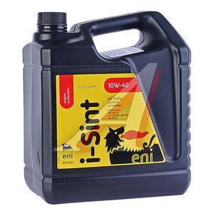 Масло моторное I-SINT п/синт.5л ENI ENI SAE10W40