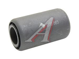 Сайлентблок BPW ROR полурессоры (30х57х102) металл-резина-металл SAMPA 070.063-01, 02040, 0203169000