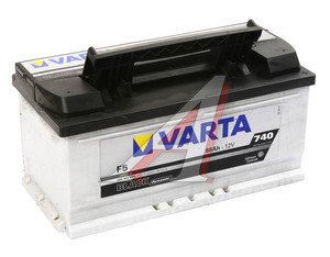 Аккумулятор VARTA Black Dynamic 88А/ч обратная полярность, низкий 6СТ88 F5, 588 403 074 312 2