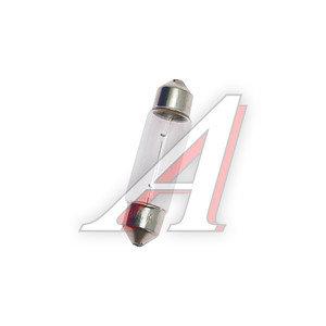 Лампа 24V C5W SV8.5-8 41мм двухцокольная МАЯК А24-С5, 62405с, АС24-5