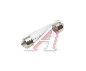 Лампа 24V C10W SV8.5-8 36мм двухцокольная МАЯК А24-С10, 62410с, А24-10