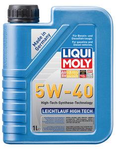 Масло моторное LEICHTLAUF HIGH TECH синт.1л LIQUI MOLY LM SAE5W40 3863/8028