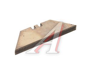 Лезвие для ножа сегментированное 18мм 10шт. ТЕХМАШ 11414