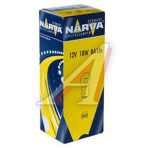 Лампа 12V R18W BA15s NARVA 175113000, N-17511