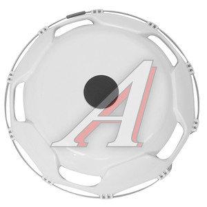 Колпак колеса R-22.5 передний пластик (белый) АТ-9201, AT59201