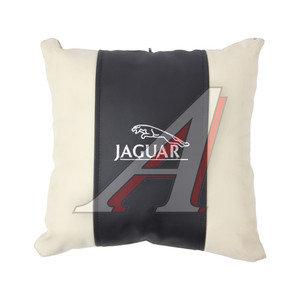 Подушка автомобильная JAGUAR экокожа М073, P-М073