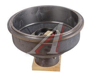 Ступица ГАЗ-3309 задняя левая с барабаном в сборе под АБС (ОАО ГАЗ) 3309-3104009