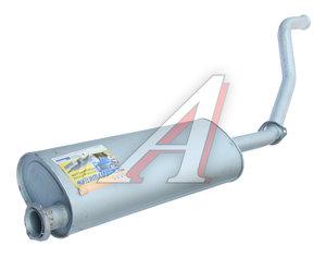 Глушитель ГАЗ-3302 дв.ЗМЗ-405 ЕВРО-3 (ОАО ГАЗ) 33023-1201008-10