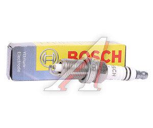 Свеча зажигания FR7LCX+ 1.1(замена для 0242235567) BOSCH 0242236542
