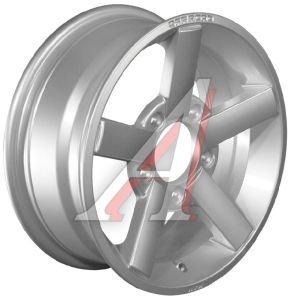 Диск колесный ВАЗ литой R15 Титан-Тех КС-536 K&K 5х139,7 ЕТ40 D-98, 7243