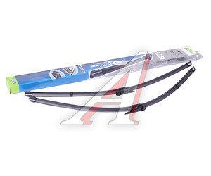 Щетка стеклоочистителя MERCEDES Vito (W639) 700/650мм комплект Silencio Xtrm VALEO 574328, VM415, A0018203145/A0018203045