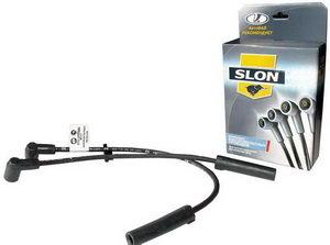 Провод высоковольтный ВАЗ-1111 комплект силикон SLON 1111-3707060, 1111-3707060 SLON