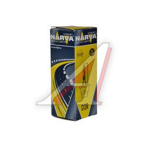 Лампа ксеноновая D2R 35W P32d-3 4300K NARVA 840063000, N-84006