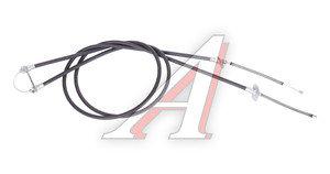Трос стояночного тормоза ИЖ-2126 2126-3508120*, 2126-3508180-01
