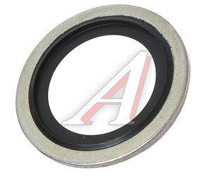 Прокладка ЯМЗ-650.10 пробки сливной картера масляного АВТОДИЗЕЛЬ 650.1009404, 8.9546