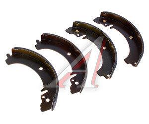 Колодки тормозные ВАЗ-2101 задние (4шт.) в упаковке АвтоВАЗ 21010-3502090-55, 21010350209055, 2101-3502090