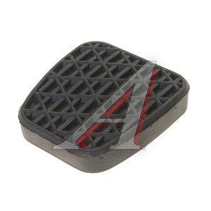 Накладка педали MERCRDES E (W124) тормоза и сцепления (трапеция) FEBI 07532, 2012910282
