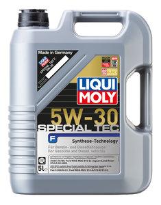 Масло моторное SPECIAL TEC F A5/B5 синт.5л LIQUI MOLY LM SAE5W30 8064