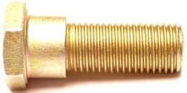 Болт М11х2.5х20 ВАЗ-2108 ремня безопасности короткий 2108-8217256*