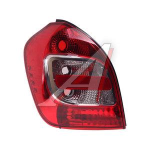 Корпус ВАЗ-2194 фонаря заднего левый ДААЗ 2194-3716021