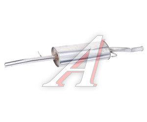 Глушитель ВАЗ-2110 АвтоВАЗагрегат Н/О 2110-1200010-20, 2110-1200010