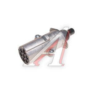 Разъем 7-полюсный основной (вилка металл) MENBERS 00590990
