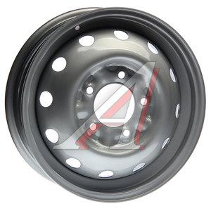 Диск колесный ВАЗ-2121-21214 R16 эмаль (серебро) АвтоВАЗ 21214-3101015 5Jx16H2 ET58, 21214310101500, 21214-3101015-00
