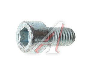 Болт М6х1.0х10 цилиндрическая головка внутренний шестигранник DIN912
