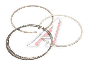 Кольца поршневые RENAULT Logan (1.6) STD комплект MAHLE 02202N0, 08-104200-00, 7701473223