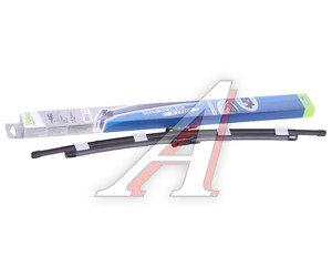 Щетка стеклоочистителя CITROEN C5 (08-) 700/550мм комплект Silencio Xtrm VALEO 574661, VM461, 642336