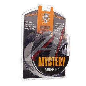 Кабель RCA 4х4 5м MYSTERY MYSTERY MREF 5.4