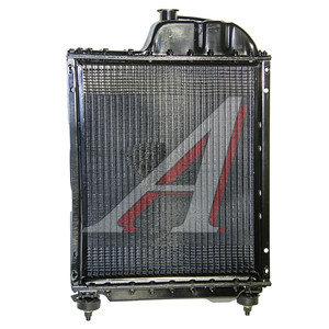 Радиатор МТЗ-80,82,Т-70С,ТО-18Д,ТО-18К алюминиевый 4-х рядный (А) 70У-1301010-01, 70У-1301010