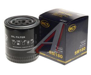 Фильтр масляный ГАЗ-3110,3302 (дв.ЗМЗ-406) SCT MANNOL SCT SM180, SM180