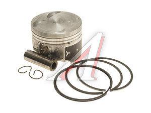 Поршень двигателя ЗМЗ-40522 d=95.5 (группаА, В) с поршневыми и ст.кольцами,пальцами 1шт. ЕВРО-2 ЗМЗ 405.1004018-102-03, 040500-4680000-26