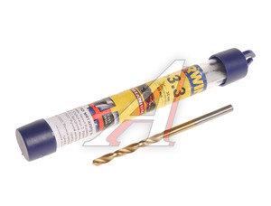 Сверло по металлу 3.3х65мм HSS Titanium IRWIN 10502579