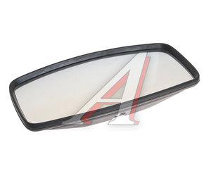 Зеркало боковое ЗИЛ-5301,ПАЗ основное сферическое без обогрева 420х205мм V-8 (405х182мм)