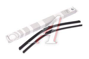 Щетка стеклоочистителя BMW 5 (E60) (05-) комплект OE 61610431438, 600/575