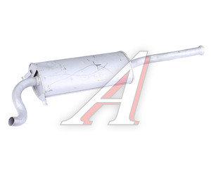 Глушитель ВАЗ-2114 Баксан 2114-1201005, 2115-1201005