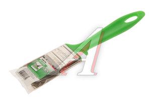 Кисть плоская 35х10мм смесовая щетина пластиковая ручка Color Line MATRIX 83372