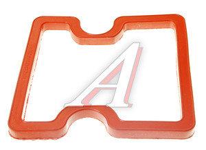 Прокладка КАМАЗ крышки клапанной красный силикон ТРАНССНАБ 7406.1003270, 7406.1003270-24