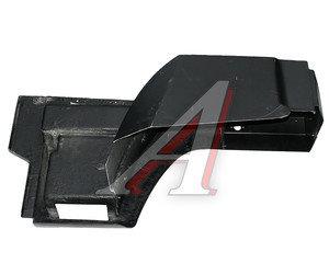 Крыло МАЗ-4371 левое в сборе (из 3-х частей, поворотник в середине) ОЗАА 4371-8400011-010