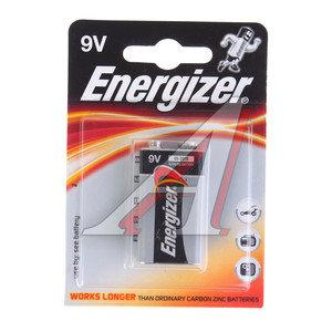 Батарейка KRONA 6LR61 9V блистер (1шт.) Alkaline ENERGIZER EN-6LR61бл