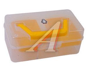 Ящик для инструмента 180х100х75мм прозрачный PROFBOX T-18, 610461