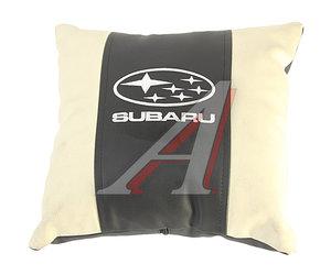 Подушка автомобильная SUBARU экокожа PINGO М060, P-М060