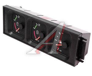 Блок МАЗ контроля давления тормозной системы и уровня топлива ВЗЭП ЭК 8048-1
