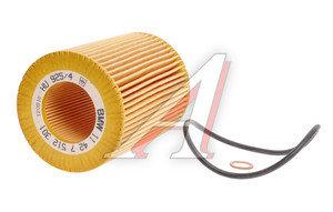 Фильтр масляный BMW 3 (E36,E46),5 (E39,E60),7 (E38,E65),X3,X5 (E53) (2.0-3.0) OE 11427512300, OX154/1D