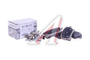 Колодки тормозные AUDI A4,A5 (07-) задние (4шт.) OE 8K0698451A, GDB1765/P85099/2460601