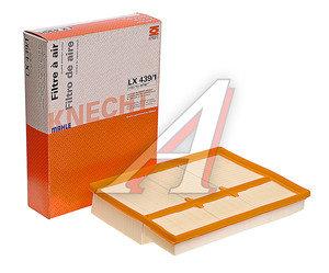 Фильтр воздушный MERCEDES C (W202),M (W163) MAHLE LX439/1, 6040941404