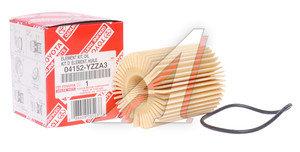 Фильтр масляный TOYOTA LEXUS IS250,GS300,GS450h,GX460 OE 04152-YZZA3, 04OX413D2, 04152-YZZA3/04152-31080