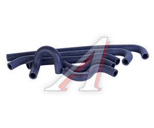 Патрубок ГАЗель Next отопителя комплект 6шт. А21R22-8120030/32/38/42/46/48, 3302-8120042/44/36-10/32-19